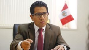 PROCURADOR PÚBLICO ESPECIALIZADO EN DELITOS DE CORRUPCIÓN