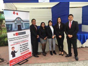 Procuraduría participó en feria informativa sobre el impacto de la corrupción en los derechos ciudadanos