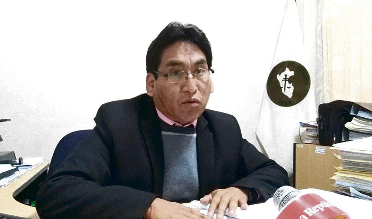 Procuraduría Pública Especializada en Delitos de Corrupción de Tacna formula denuncia por sustracción de vacunas contra la COVID-19