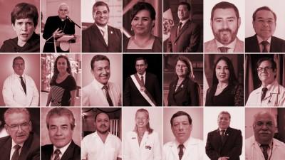 VACUNAGATE: Procuraduría Pública Anticorrupción presenta denuncia en contra de Germán Málaga Rodríguez, Carlos Castillo Solórzano y otros